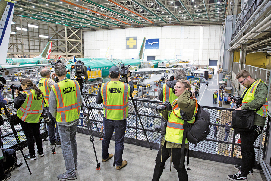 波音推出737 MAX四大修補措施