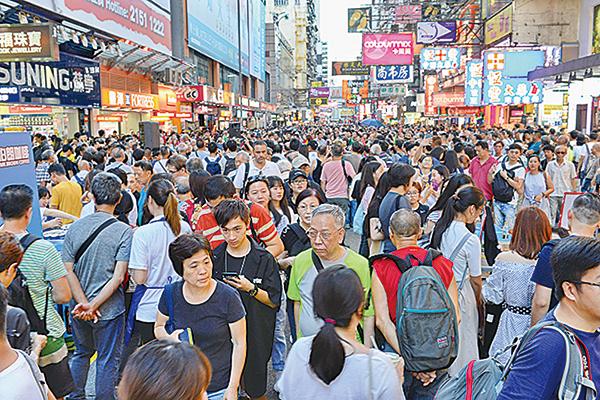 香港微笑指數居全球尾四