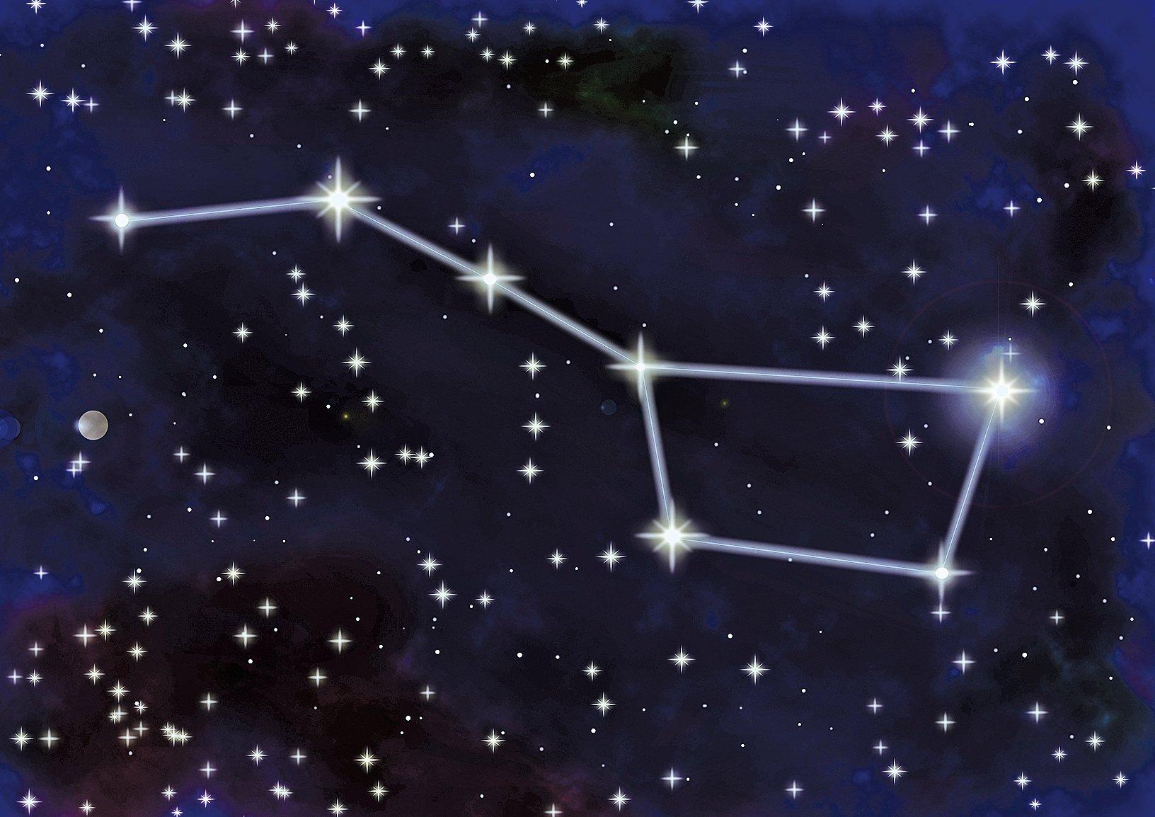 《詩經》中的美麗星空