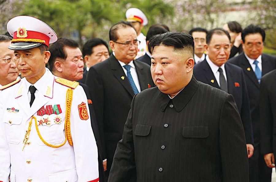 北韓或暗藏政變危機 日本專家稱棄核令金正恩的權威被動搖