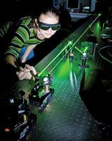 「光子懸浮」推進技術有望助人類遨游太空