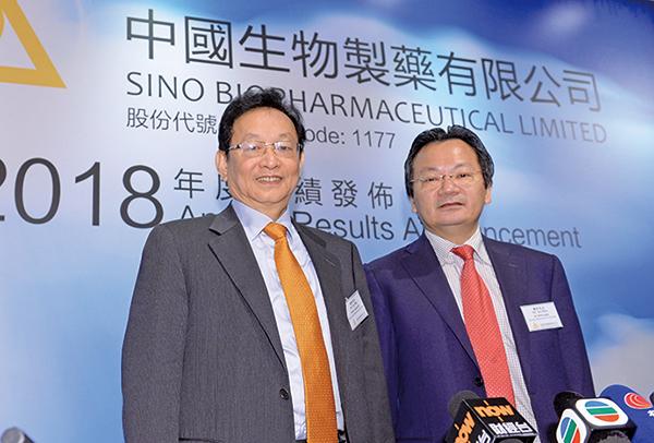 中生製藥未來三年主力推仿製藥
