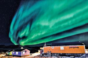 極地秘境 格陵蘭小鎮探秘