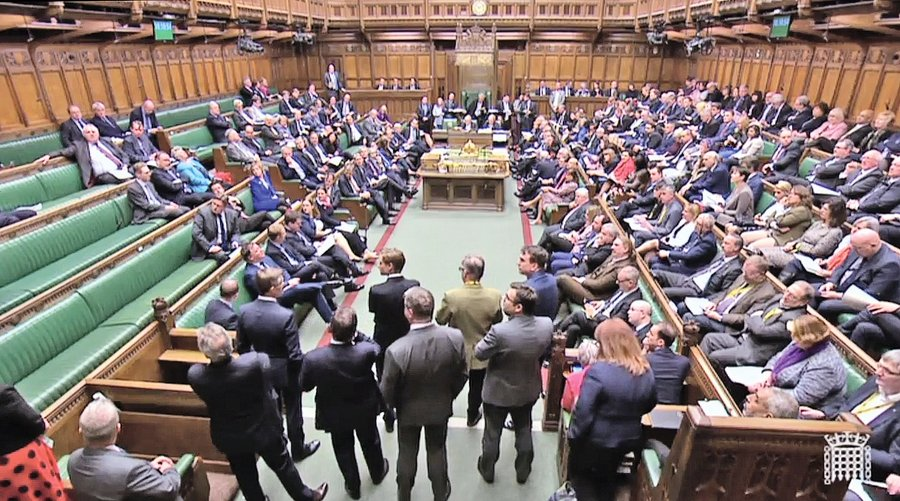 英國會再度否決所有脫歐替代案