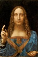達文西最貴名畫離奇消失 羅浮宮不知其下落