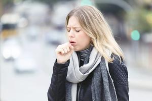 這種咳嗽可能是肺病徵兆 易疏忽的肺病四大症狀