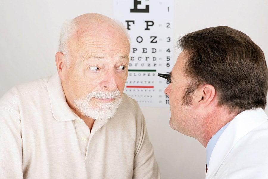 老年人常見眼疾 黃斑部退化