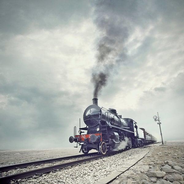 未解之謎中最真實的懸案 1933年幽靈火車屢次現蹤又神隱