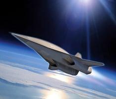 美開發6倍音速無人偵察機如同隱形
