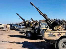 利比亞危機驟升 美籲叛亂將領停止攻勢