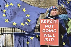 英國脫歐為何困難重重