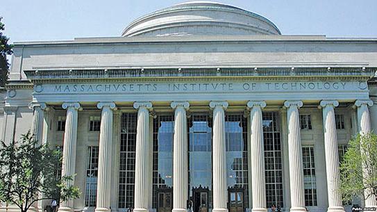 麻省理工學院的主樓。(公眾領域∕美國之音)