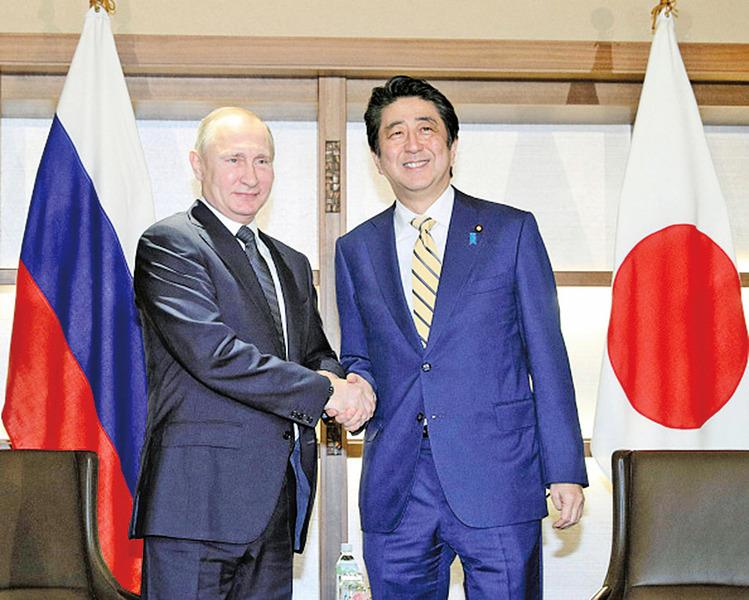 日學者:修復日俄日韓關係