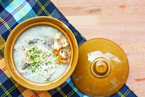 養生粥最益壽的美食聖品