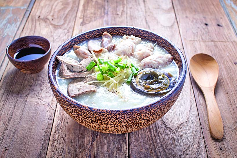 建議你在早上吃粥,因為早上是胃經最活躍的時刻。