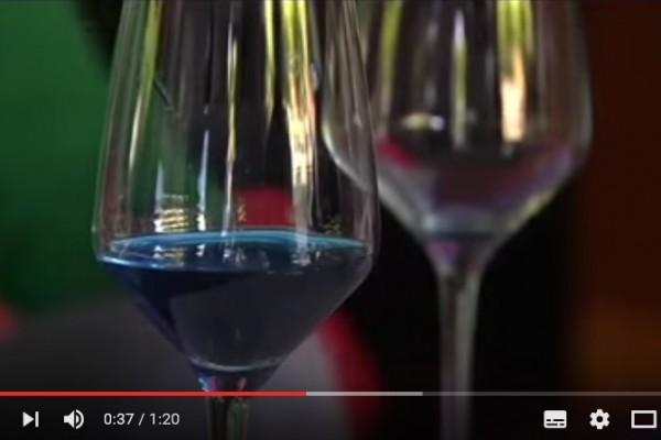 西班牙公司研發出藍酒 全球首創