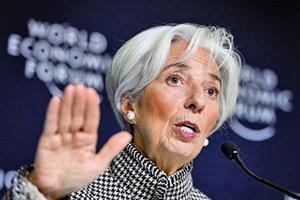 IMF下修全球GDP展望 3.5%降至3.3%
