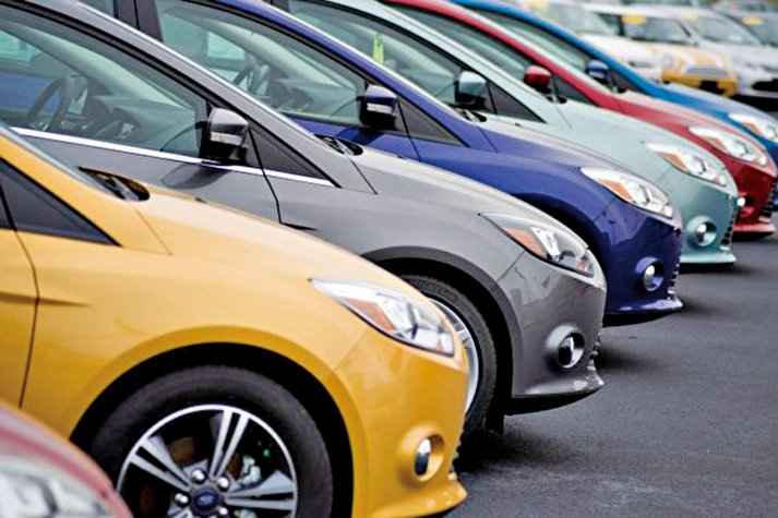 中國乘用車市場信息聯席會4月9日發表,3月份廣義乘用車零售銷量同比減少12%。(Getty Images)