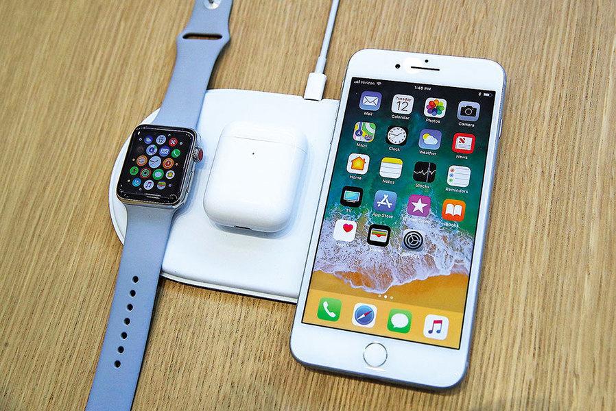 蘋果取消無線充電器AirPower