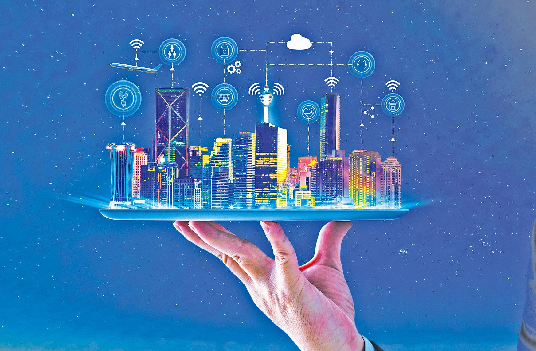 WiFi 6和5G的出現,給物聯網(IoT)帶來很大影響。(Shutterstock)