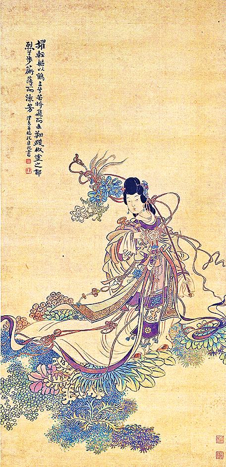 她美麗的舞姿令我忘餐 陳思王曹植的樂舞奇緣