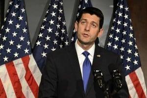 美眾院議長公布健保新計劃 要廢除奧巴馬健保