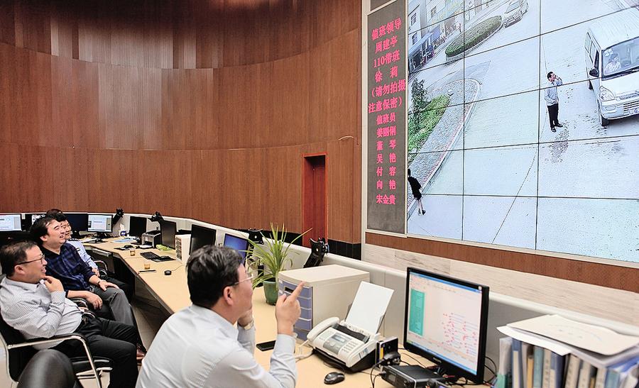 中共監控新招  出租房安裝監視器