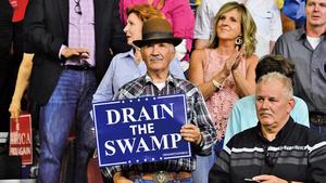 自身做起「排乾沼澤」 特朗普選戰設嚴格道德標準