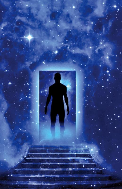 他除了能看見人身上的靈光和靈魂,還能看見人身上死亡和疾病的顏色,能感應一個人的過去和未來。(fotolia)