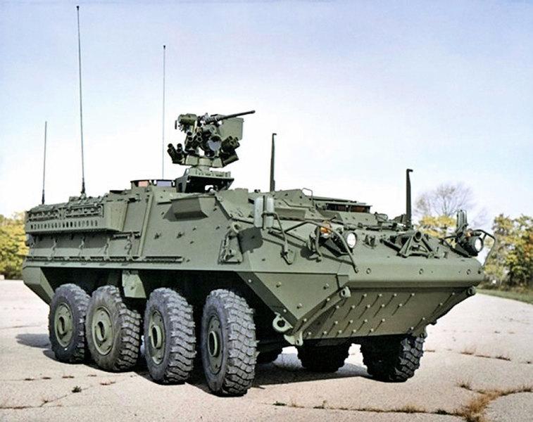 美新戰車配備激光和無人機 集偵察攻擊于一身