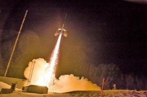 UFO入侵? NASA火箭在空中留下驚人痕跡