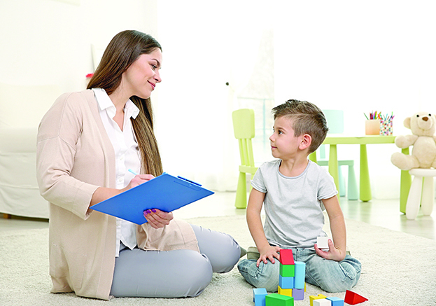 童年和少年期精神健康的種種疑難問題