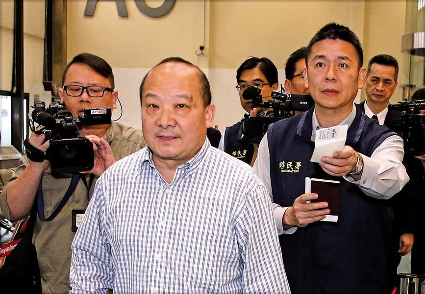 台灣為何大張旗鼓驅逐李毅