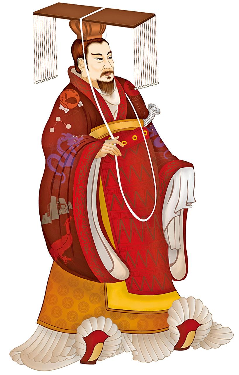 漢武帝時,舉賢良文學之士,董仲舒應詔先後三次對策,獻上著名的「天人三策」。(柚子/大紀元)