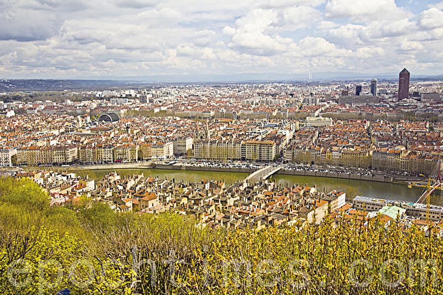 法國里昂 遊走於古今之間