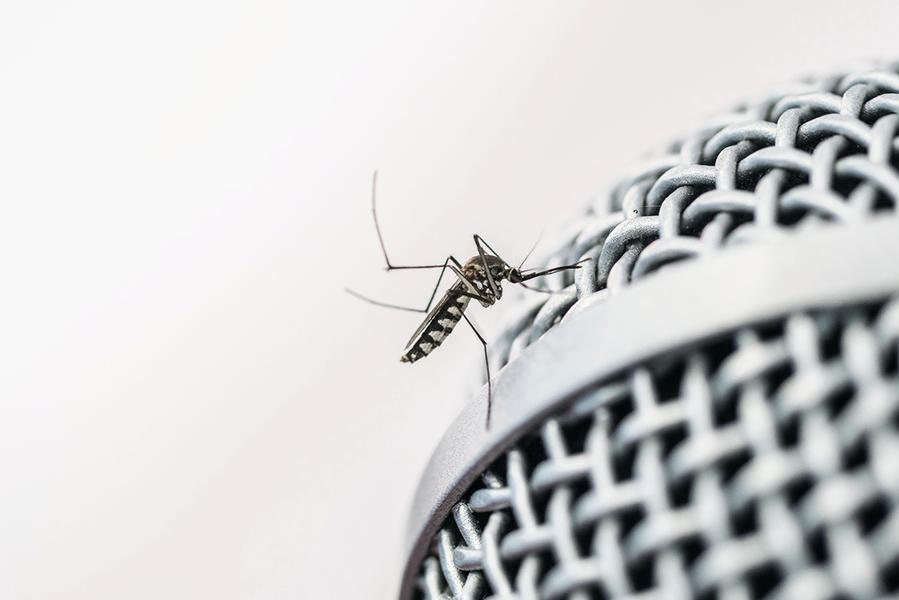 用電子音樂驅蚊?不是愚人節玩笑