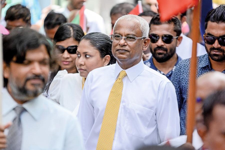 馬爾代夫擬調查對華腐敗交易