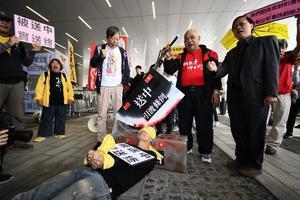 委員會今日首日開會 民陣抗議促撤引渡條例