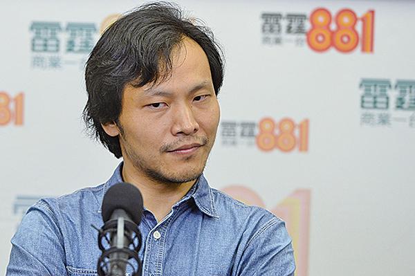 導演應亮表示,大陸對香港開放合拍片的限制,可能會令香港電影逐漸消亡。(大紀元資料圖片/宋祥龍)