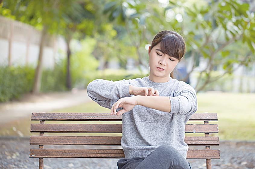 控制「壓力」 蕁麻疹能大幅改善