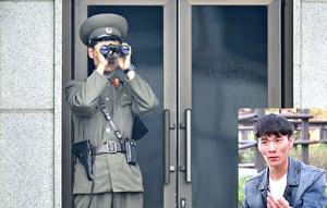 身中五槍冒死跨越板門店 脫北士兵首度接受專訪