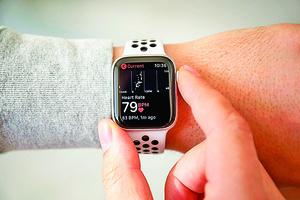 大摩報告:醫療保健 可為蘋果創造豐厚利潤
