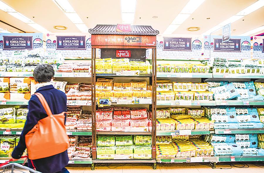 南韓旅遊必買「it item」
