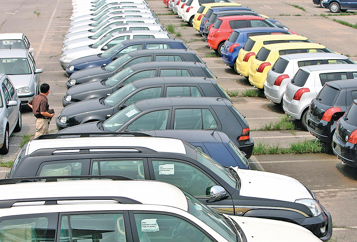 近日,工商業聯汽車經銷商商會警告,53.5%的經銷商在2018年出現虧損。(Getty Images)