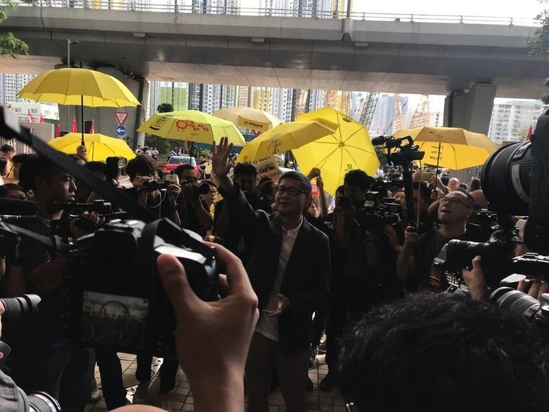 高教界選委指和平佔中源自北京違真普選承諾