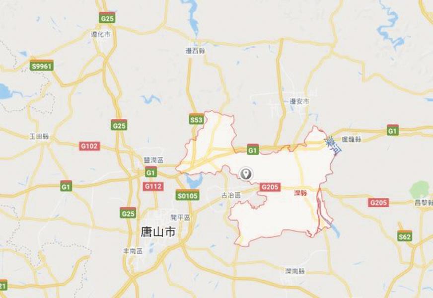 唐山現2.1級地震 本月京冀4宗地震