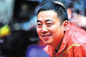 劉國梁首度回應卸任總教練承認有點委屈