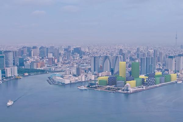東京奧運村公寓預售讀秒