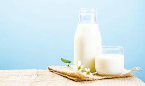 請你的肌膚 「喝」牛奶