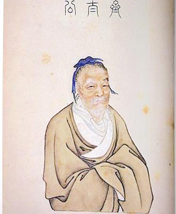 姜太公在他著作的,《六韜》一書中說:「天下非一人之天下,乃天下人之天下也 。」(國學網絡圖片)